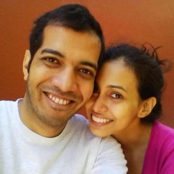 Siddharth And Shruti Prabhu: Siddharth and Shruti | Travel Bloggers