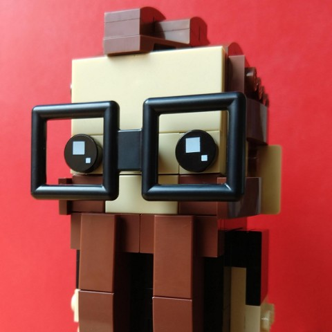 a lego version of me!